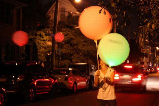 air quality balloons living environments lab 3