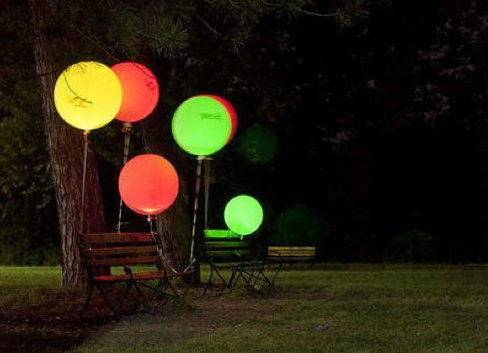air quality balloons living environments lab