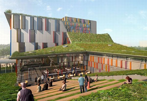 Algonquin College's EDC TTBS building