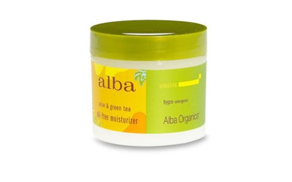 Aloe & Green Tea Moisturizer