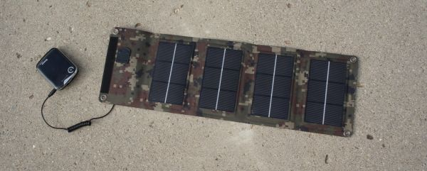 Android Solar Charging Panel