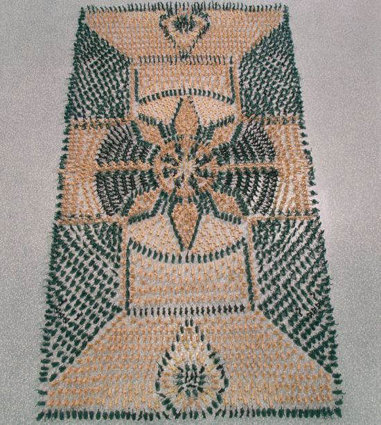 army carpet