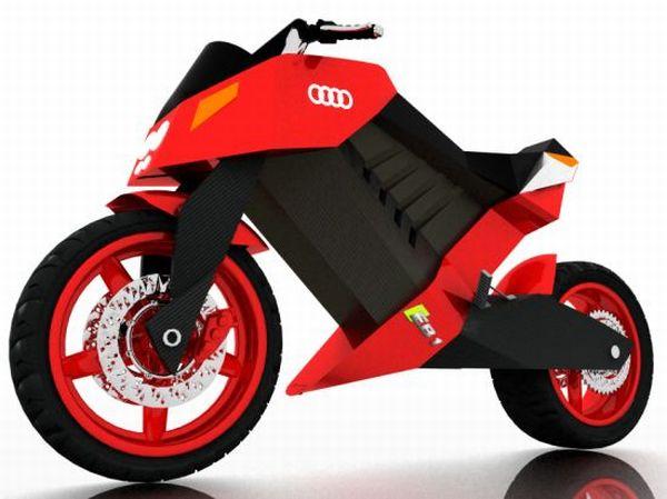 Audi EB1 concept