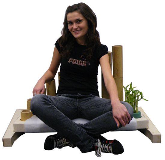 bamboo friendly chair 1