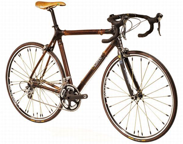 Bamboo Bikes