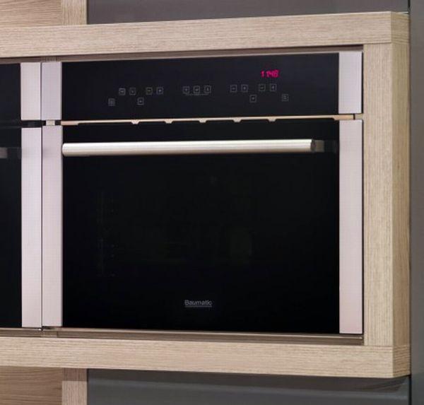 Baumatic steam oven