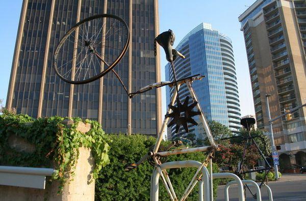 Bike Racks as Public Art