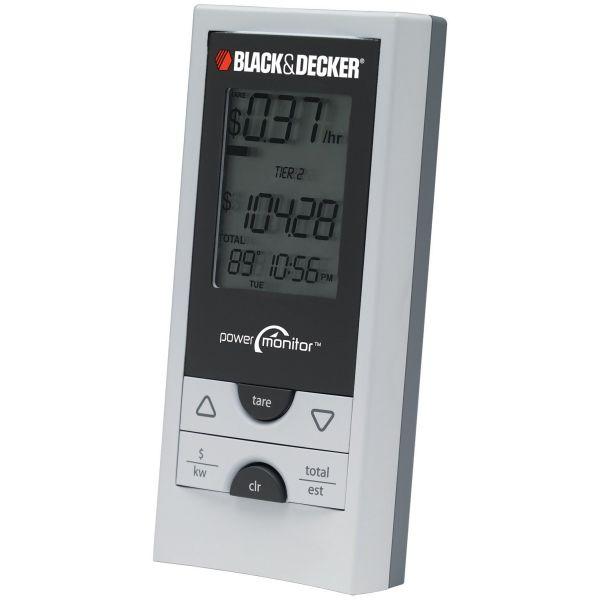 Black & Decker EM100B Energy monitor