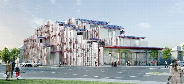 Bottrop Higher Technical College in Germany