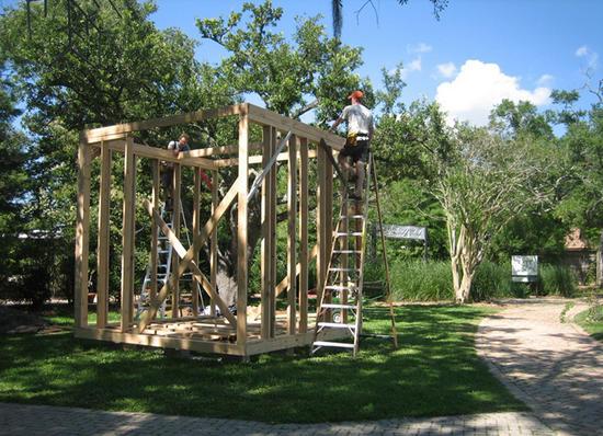 building studio botanical garden 3