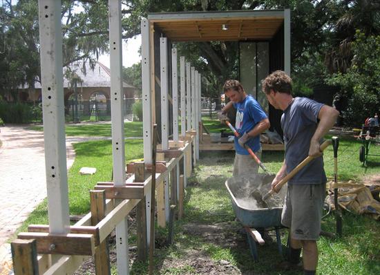 building studio botanical garden 5