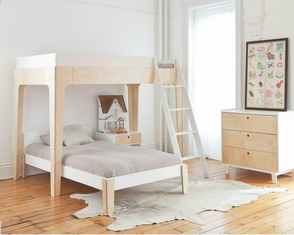 New Indeed Oeuf Perch will be an apt piece of furniture for your children us bed room The elder one can simply slumber in the bottom bed while the young one