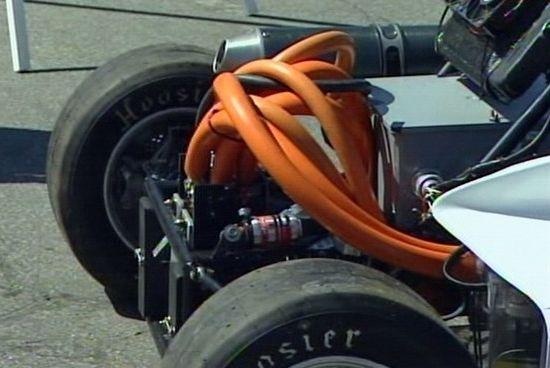 byu hybrid electric racecar 3