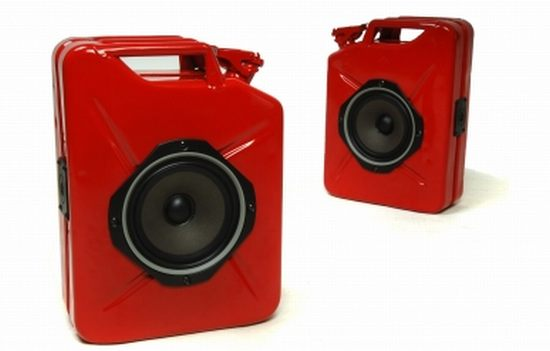 Can Speakers