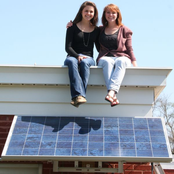 cannon school solar panel1