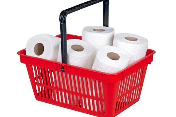 Car paper towels