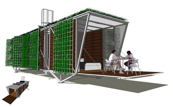 CASEXP Ecological Space Unit