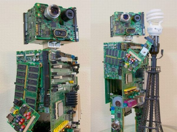 Circuit Board Robot
