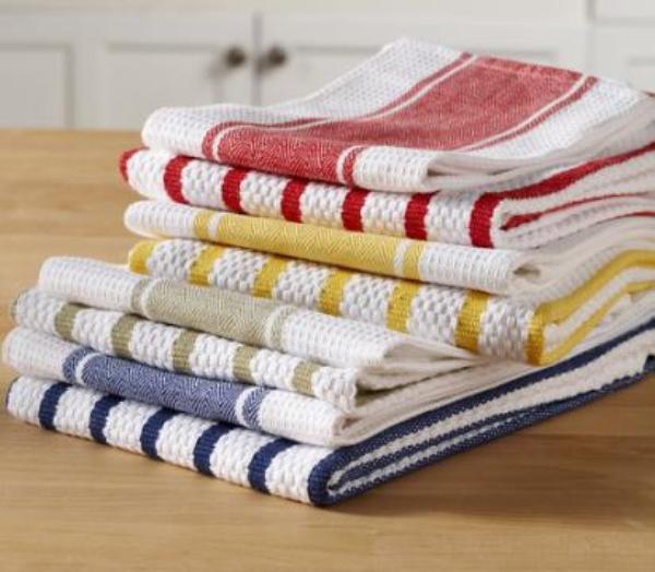 Cloth towels