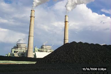 coal combustion