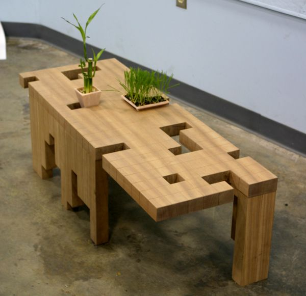 Coffee table by Devin Rutz