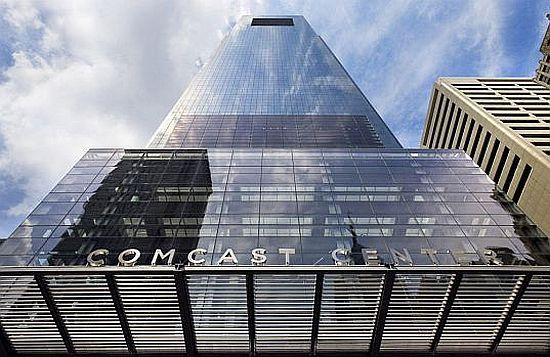 comcast center 5