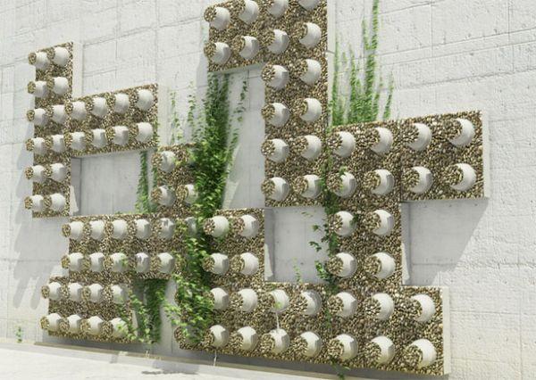 D-Eco Bricks Wall Decor