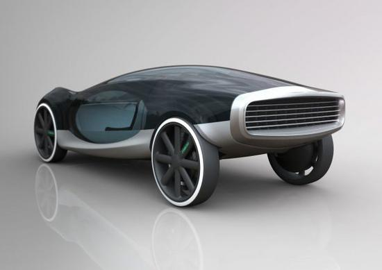 david seesign symbiosis concept vehicle 3
