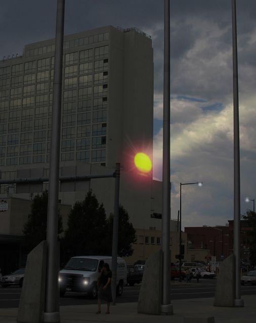 denver solar powered sun 1