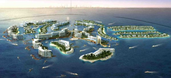 10 Green Architecture Marvels Proposed For Dubai