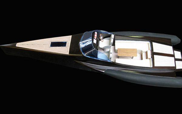 Dymax_power 8.5 hybrid Yacht