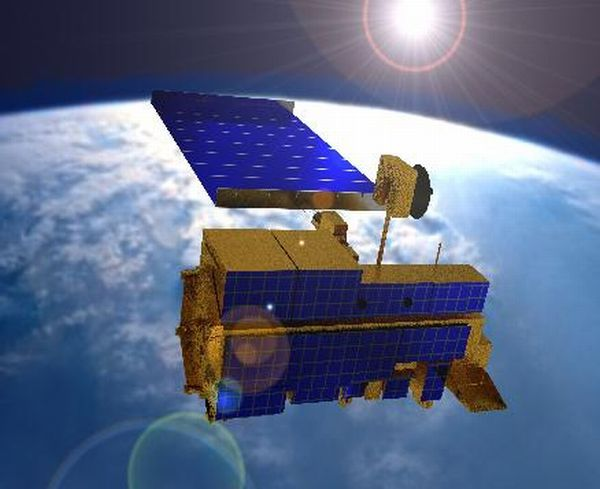 Earth Observing System satellite - EOS Terra