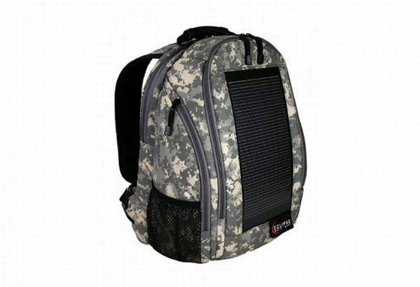 Eclipse Solar Backpack