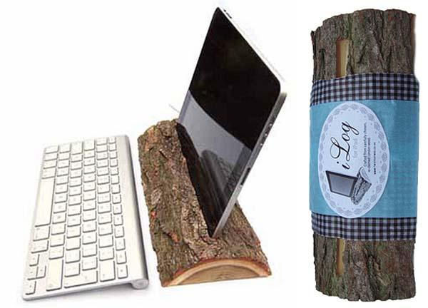 eco friendly iPad docking station