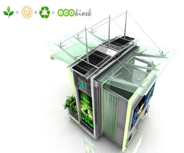 Eco kiosk