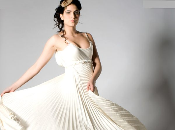 Eco-Wedding Gowns