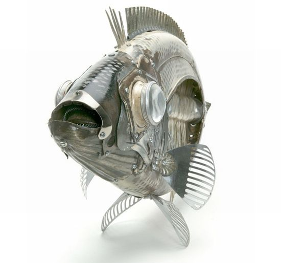 edouard martinets recycled metal sculptures 10
