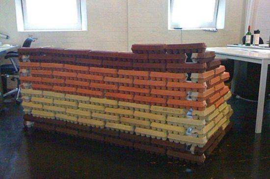 egg carton house 5