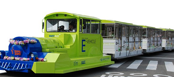 Electric roads power your car