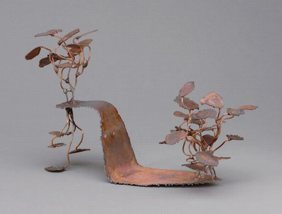 elizabeth emison morphs discarded copper into uniq
