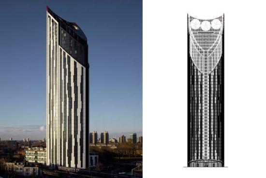 energy efficient building strata e1