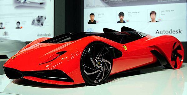 Ferrari Eternita
