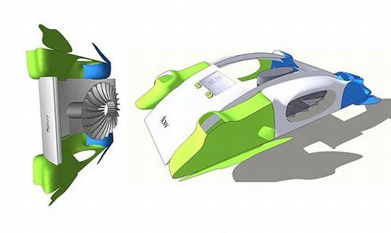 flowcut solar mower2