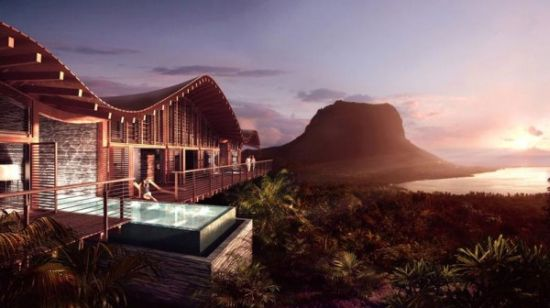 foster and partners eco residences 2