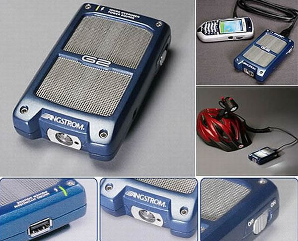 G2 portable fuel cell