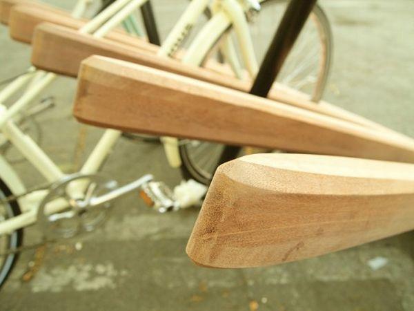 Giant Comb Bike Rack 3