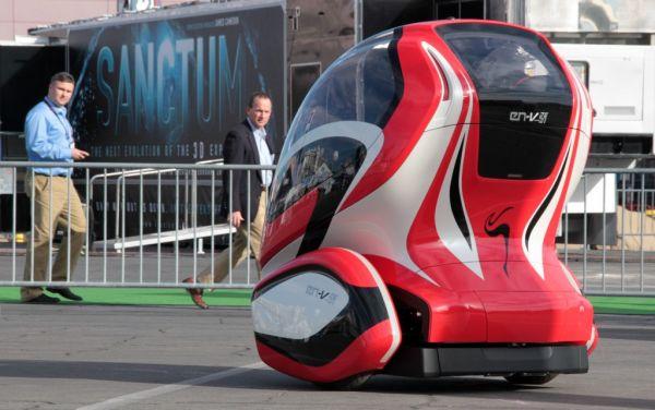 GM's Driverless Electric Car