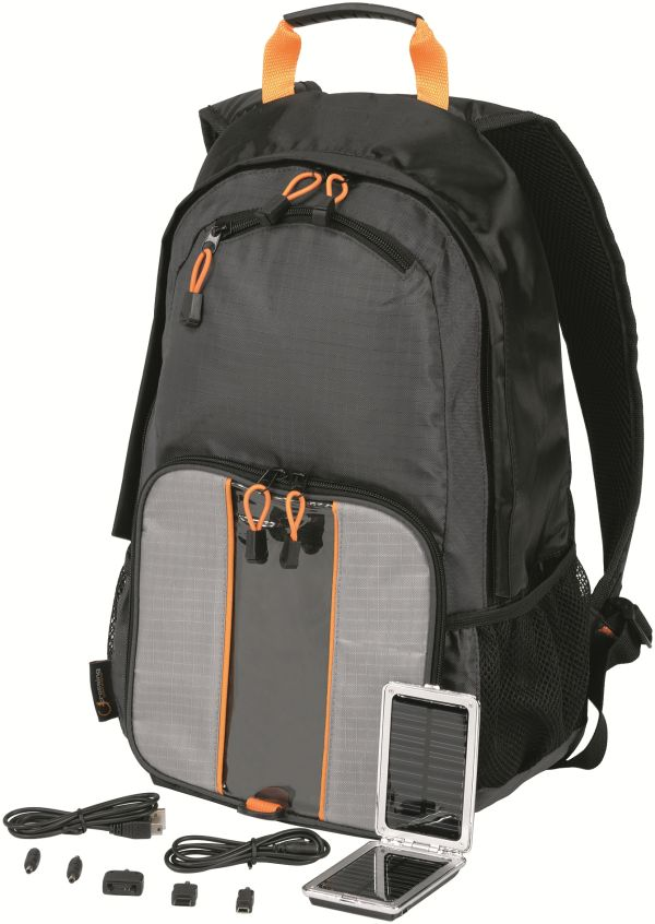 Heka Solar Backpack