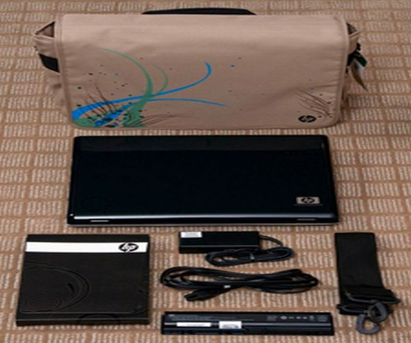 HP's Boxless Laptop