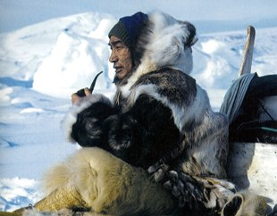 inuit lead a remote lifestyle